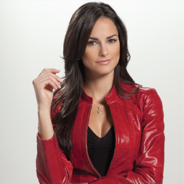 Maria Alejandra Molina actriz conductora