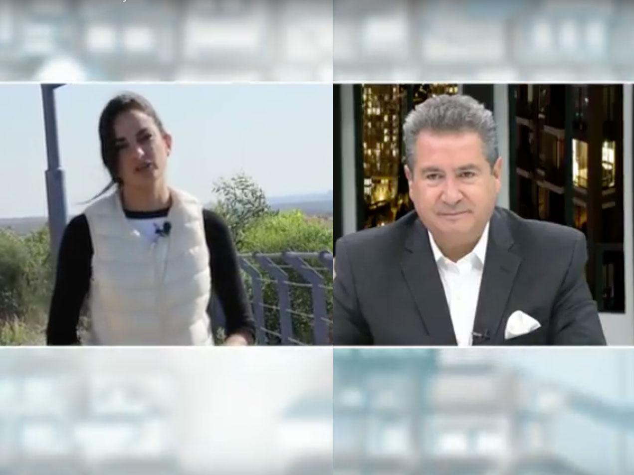 Maria Alejandra Molina entrevista medio oriente
